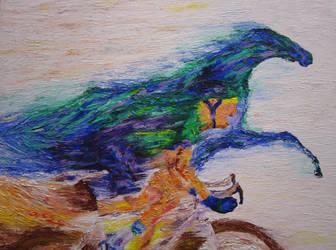 Cyclist Aura by AceWong