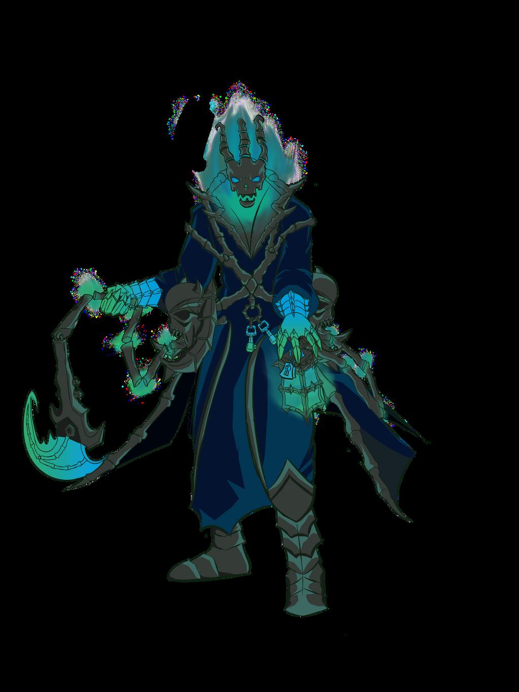 Thresh, The Chain Warden by deyferrer on DeviantArt League Of Legends Thresh Png