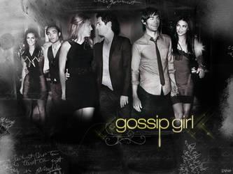 Gossip Girl EW Shoot Wallpaper by SNnat17