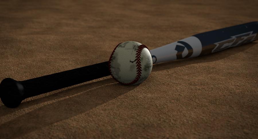 Baseball by AndiDrajan