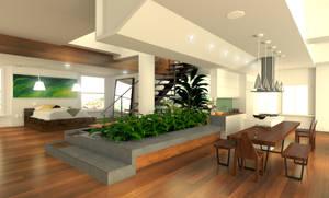Modern Apartment by AndiDrajan