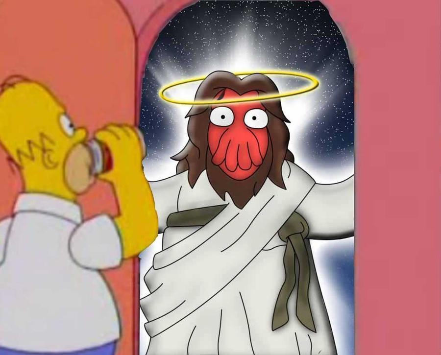 zoidberg jesus costume