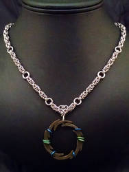 Small Byzantine Shiken Necklace