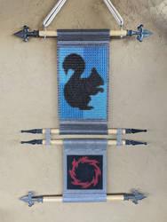 SCA War Banner