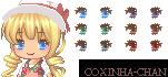 (F2U) Dreamy Eyes by Coxinha-chan
