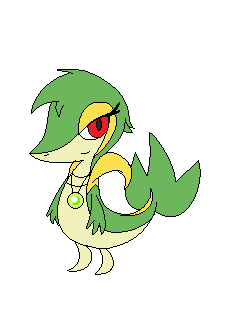 how to draw the pokemon snivy