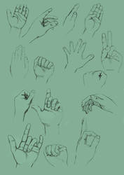 Hands by Erick-FM
