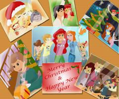 Disney Holiday Memories by Neosun7