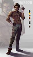 [Ref] Sargon the Great by Takogami