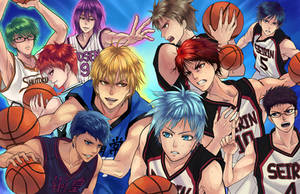Seirin vs. Generation of Miracles