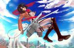 Attack on Titan - Mikasa Ackerman