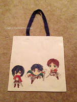 Attack on Titan Tote by ComplexWish