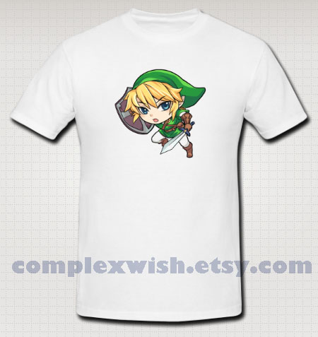 Link tshirt by ComplexWish