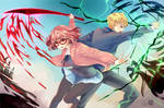 Kyoukai no Kanata - Side by side