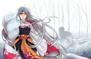 Sesshomaru - winter