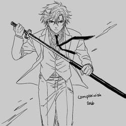 Samura Jumin by ComplexWish