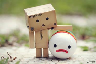 Cheer Up by antontang