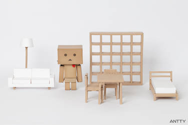 My humble furniture by antontang
