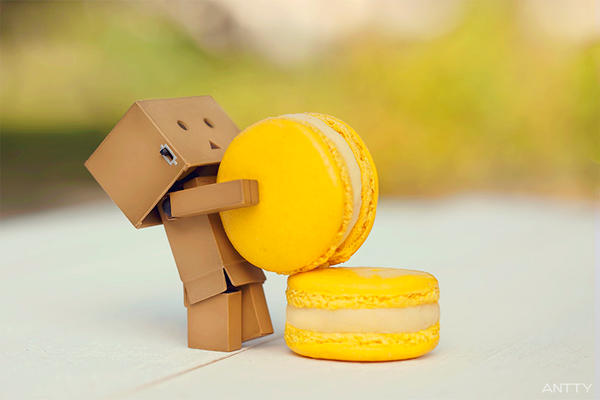 Macaron Obsession by antontang