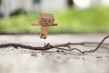 Hopeless Leap by antontang