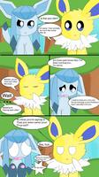 Lazuli confesses her love
