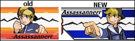 Trainer Assassannerr New Look (comparison) by Assassannerr