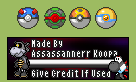 Some Fixed pokeballs WIP (Updated) by Assassannerr