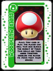 MP Card Game: Super Mushroom