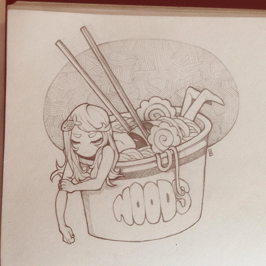 Noods by PeanutPumpkinPie