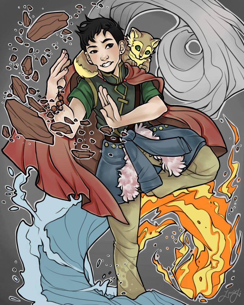 Avatar Owen by PeanutPumpkinPie
