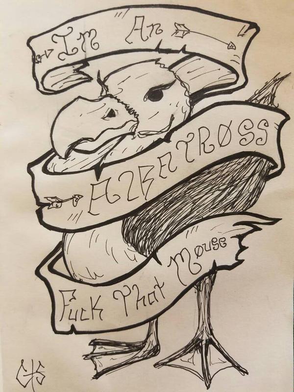 Albatross  by C4Blastin