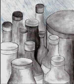 classical bottle city