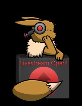 Livestreaming!