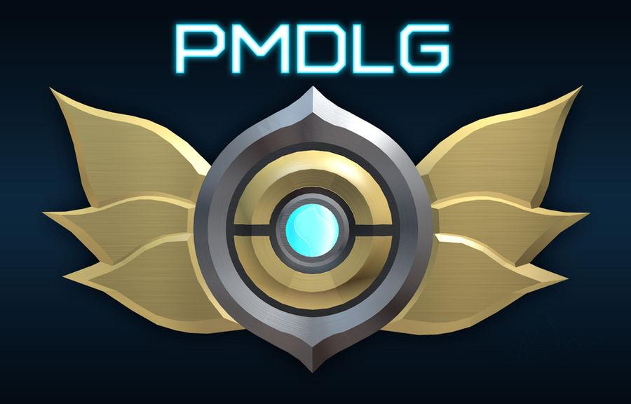 PMDLG: Team Badge by RymNotrim