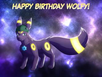 Happy Birthday Randomwolf!