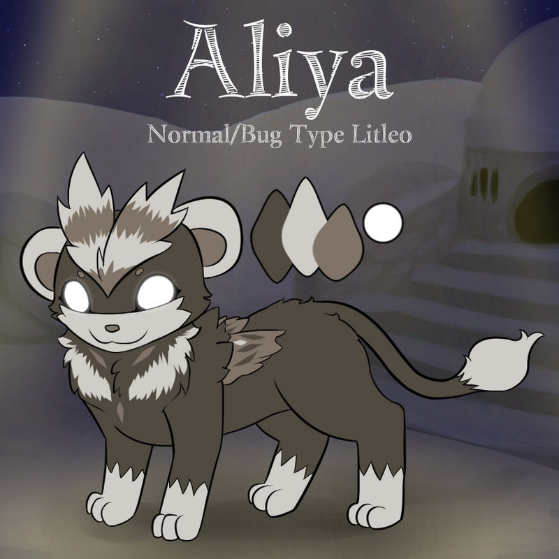Aliya by RymNotrim