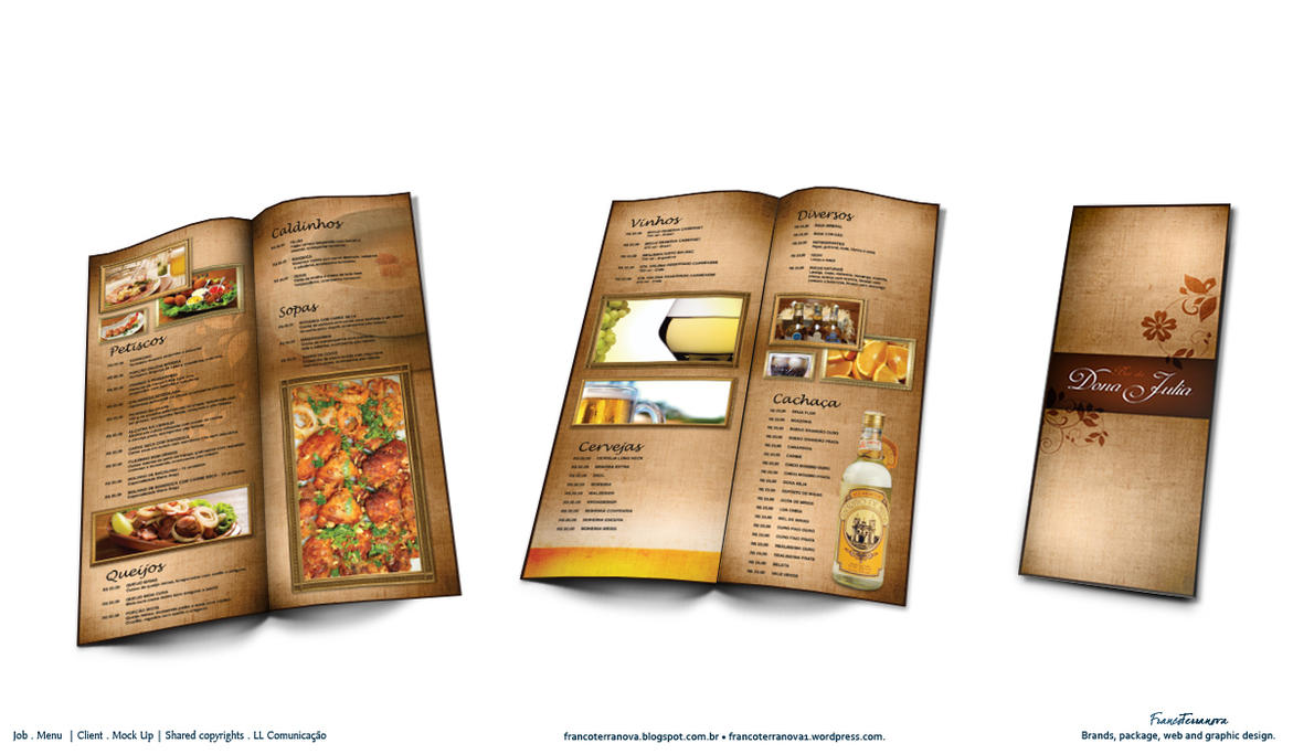 ll comunicacao restaurant menu mock up 02 by francoterranova on