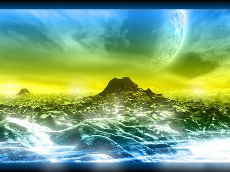 Heavens Reach -color version-