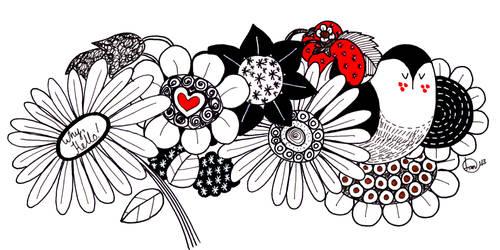 Sommarflowering by Landale