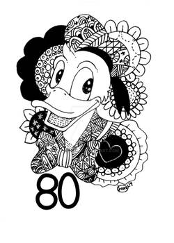 The Timeless 80year old Duck.