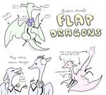 FlapDragons Species sheet and info!