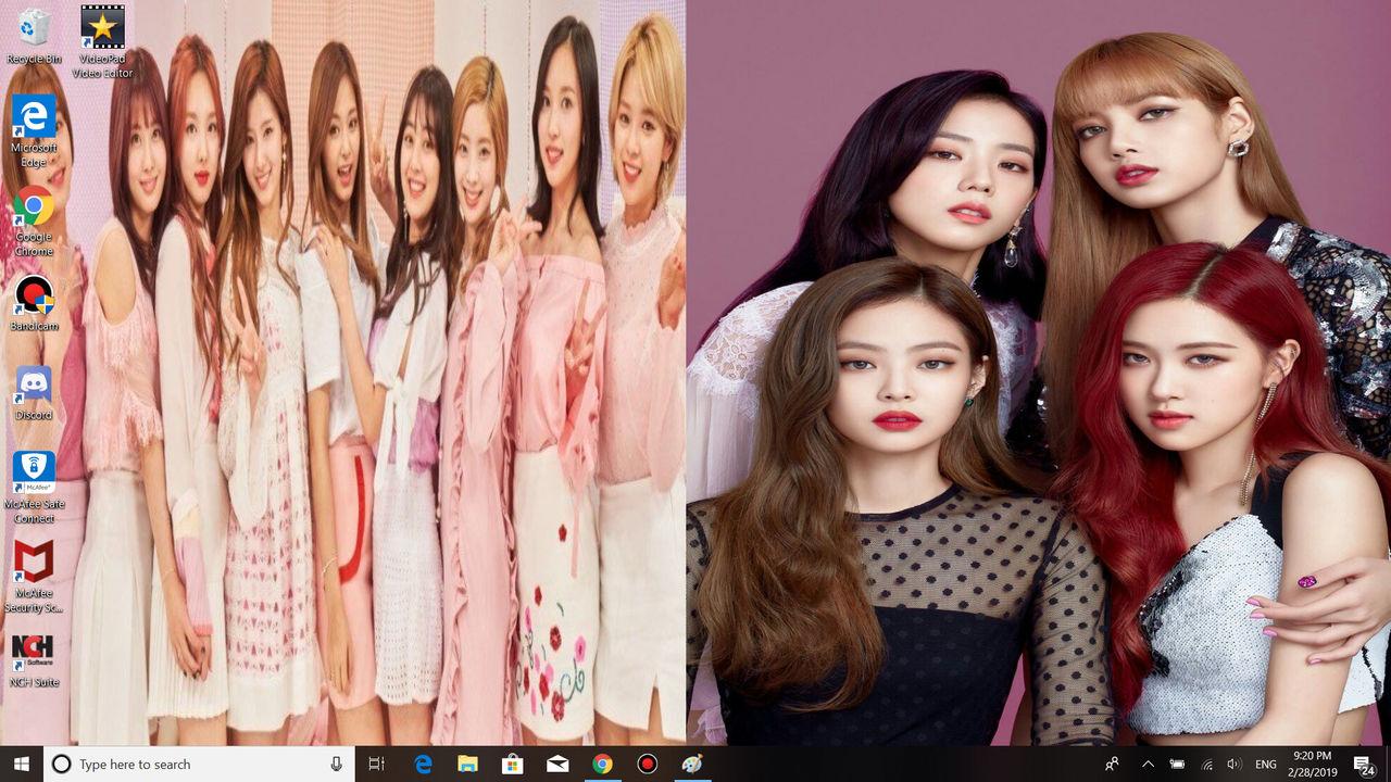 Twice Background Laptop Twice 2020