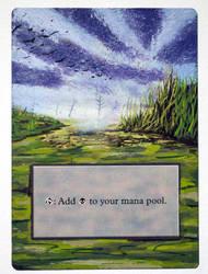 Swamp, altered art 3 by laurimaijala