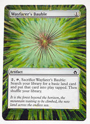 Wayfarer's Bauble by laurimaijala