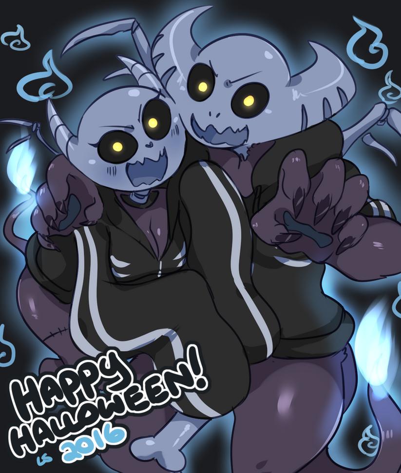 Halloween 2016 by 0Lightsource
