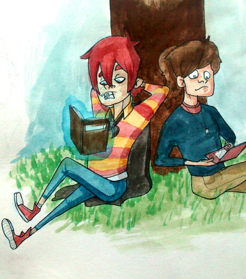 Kyle and Sydney  by meekon-star98