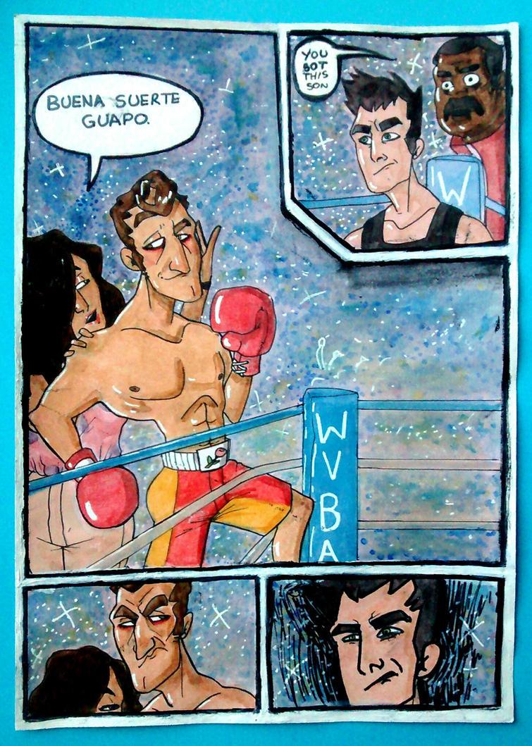 Get In the Ring Darn It by meekon-star98