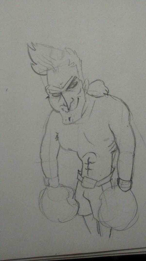 Aran Doodle by meekon-star98