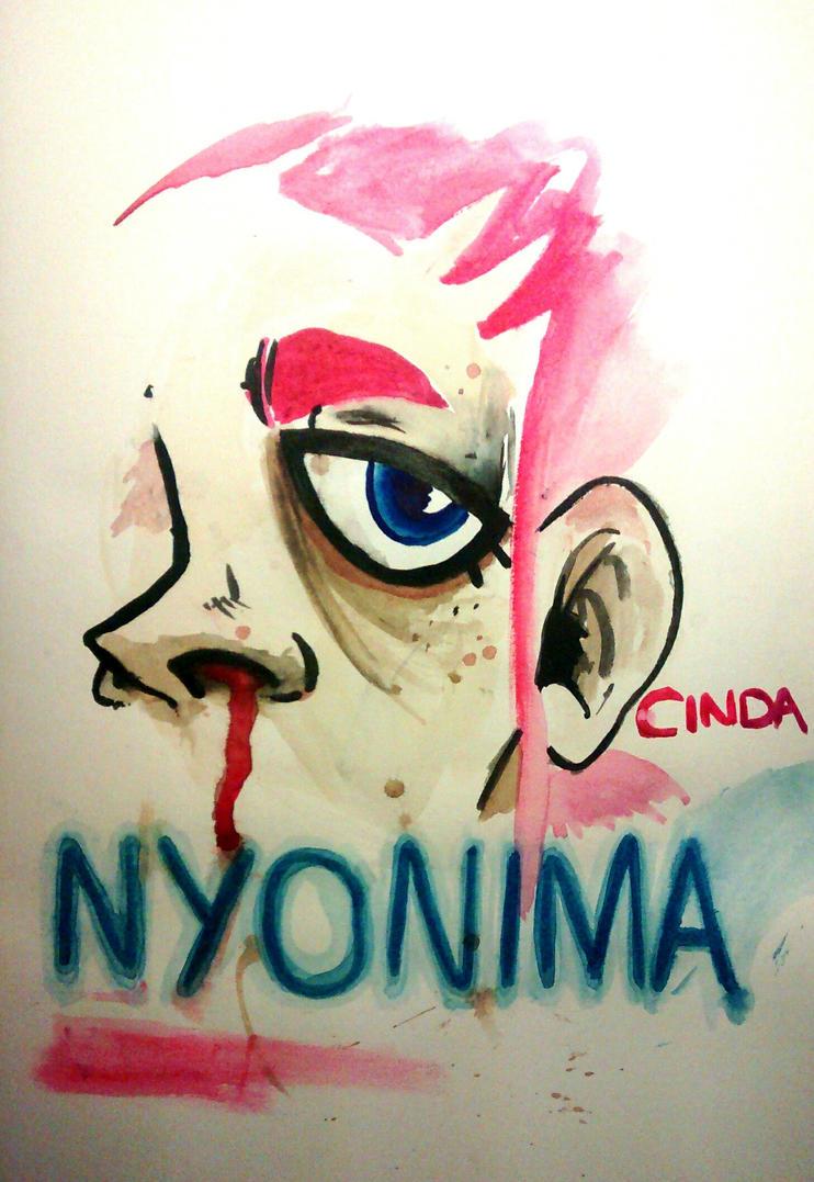 Cinda  by meekon-star98