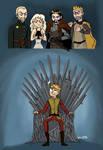 Everyone loves the king (yeeeeeees...xD)